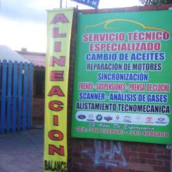 Serviatomotriz  en Bogotá