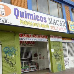 Químicos Macar en Bogotá