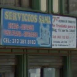 Servicios Sama en Bogotá