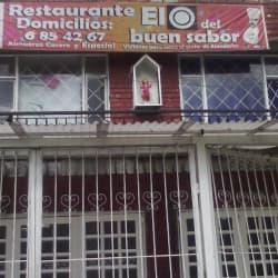 Restaurante El Buen Sabor Calle 150A Con 103C en Bogotá