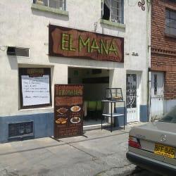 Restaurante El Maná en Bogotá