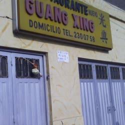 Restaurante Nuevo Guang Xing en Bogotá