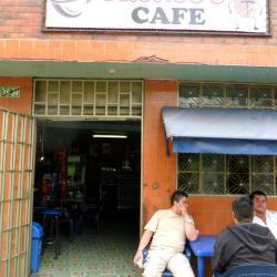 Pronto's Cafe en Bogotá