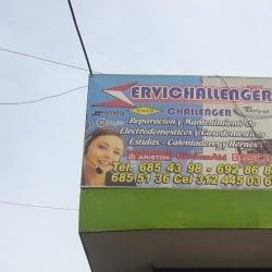 Servichallenger en Bogotá