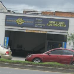 Servicio Automotriz Calle 1 en Bogotá
