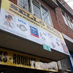 Sello Rod en Bogotá