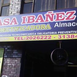 Rectificadora Almacen y Taller Casa Ibañez en Bogotá