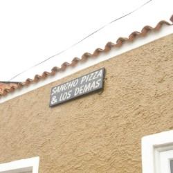 Sancho Pizza & Los Demás en Bogotá