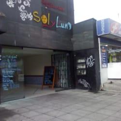 Restaurante Sol & Luna en Bogotá