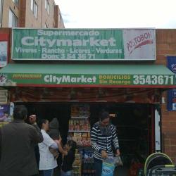 Supermercado Citymarket en Bogotá