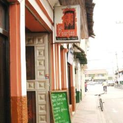 Restaurante Galería Las Puertas en Bogotá