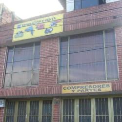 Reparación y Venta de Compresores en Bogotá