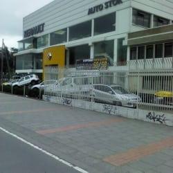 Renault Auto Stok Madelena en Bogotá