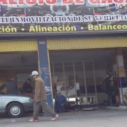 Sincronización - Alineación - Balanceo en Bogotá