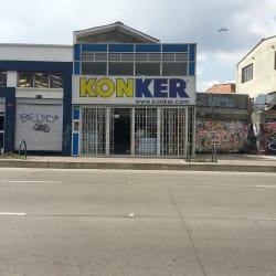 Konker Carrera 30 en Bogotá