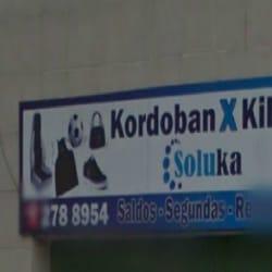 Kordoban X Kilos Carrera 24F con 20 en Bogotá