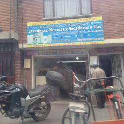 Tecni Fácil Service Express S.A en Bogotá