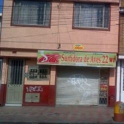 Surtidora De Aves 22 WR en Bogotá