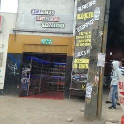 Alarmas y Sonido  en Bogotá