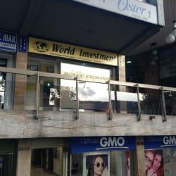 Wolrd Investment en Bogotá