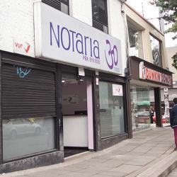 Notaría 30 - Carrera 15 en Bogotá