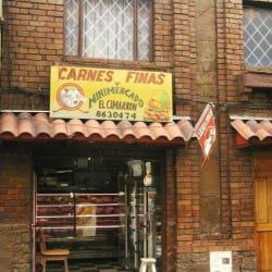 Carnes Finas y Minimercado el Cimarron en Bogotá
