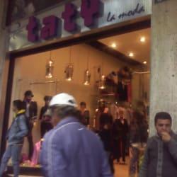 Taty en Bogotá