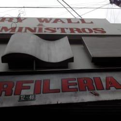 Canales Bajantes y Metálicas CIA en Bogotá