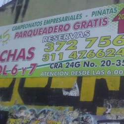 Cancha Sintética Maracana 5 en Bogotá