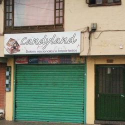 Candyland en Bogotá
