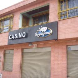 Casino Royal Games  en Bogotá