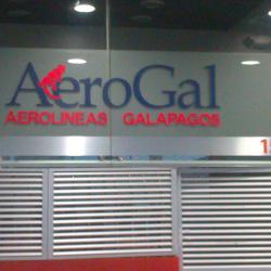 Aerogal en Bogotá