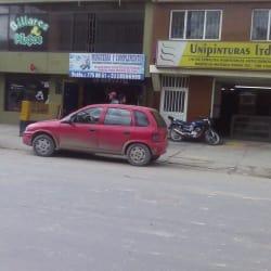 Mangueras y Complementos en Bogotá