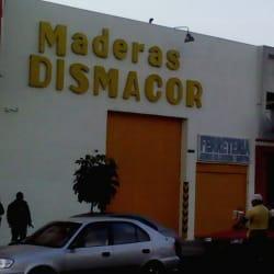 Maderas Dismacor en Bogotá