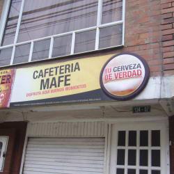 Cafetería Mafe en Bogotá