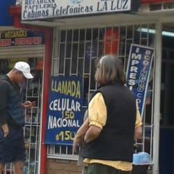 Cabians telefonicas la Luz en Bogotá