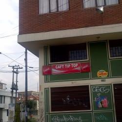 Caft Tip Top en Bogotá