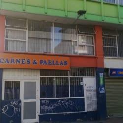 Carnes y Paellas en Bogotá