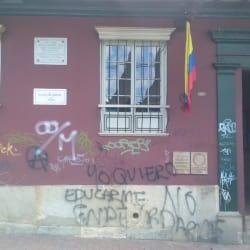 Casa de Poesia Silva en Bogotá