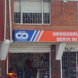 Droguería Servi 90 en Bogotá