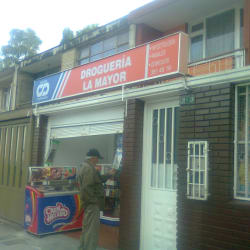 Droguería La mayor en Bogotá