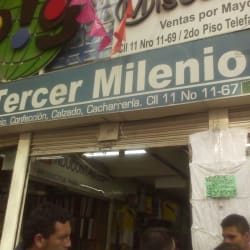 Centro Comercial Tercer Milenio en Bogotá