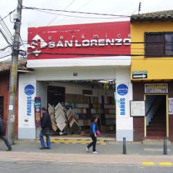 Cerámica San Lorenzo Calle 14 en Bogotá