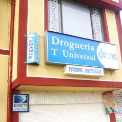 Droguería T Universal  en Bogotá
