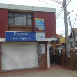Droguería Tres Esquinas en Bogotá