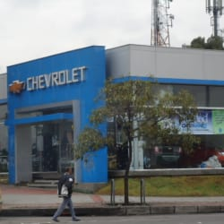 Chevrolet Calle 8 con Carrera 31 en Bogotá