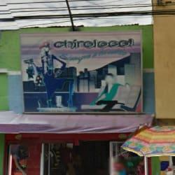 Chiroloco en Bogotá
