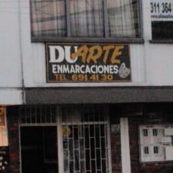 Duarte Galería Enmarcaciones en Bogotá