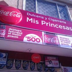 Dulcería y Cigarrería Mis Princesas. en Bogotá