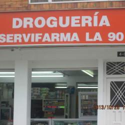 Droguería Servifarma en Bogotá